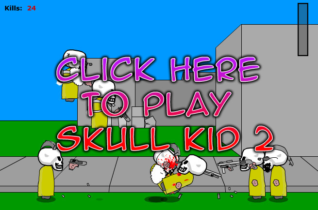 Click to play Skull Kid 2
